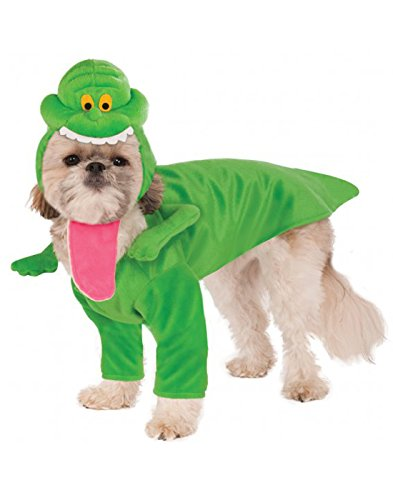 Ghostbusters Slimer Dog Costume,