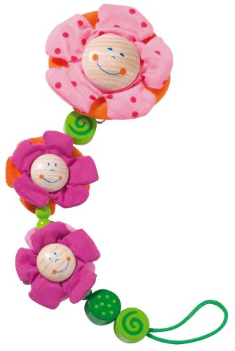 HABA Blossoms Pacifier chain