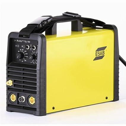 Soldadura ESAB con Electrodo/TIG HF hasta 160 A