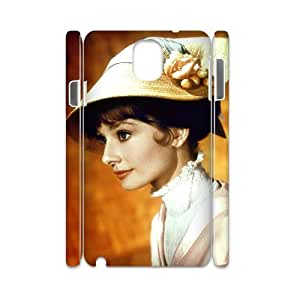 HXYHTY Diy case Audrey Hepburn customized Hard Plastic case For samsung galaxy note 3 N9000