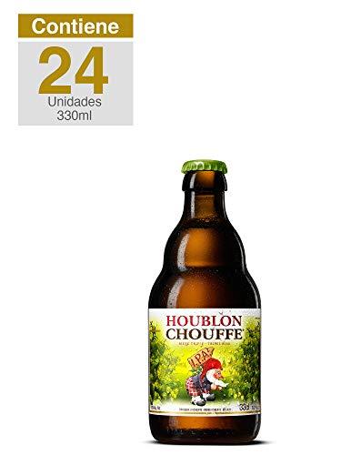 Houblon Chouffe, Cerveza IPA Belga, caja 24 botellas, Bélgica