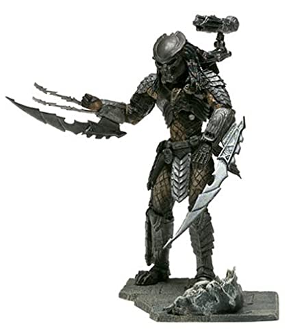 McFarlane Toys Alien VS  Predator Movie Action Figure Celtic Predator