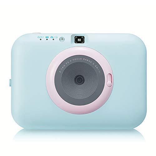 SFXYJ Instant Photo Printer,Mini Portable Pocket Color Wireless+Camera Function,Blue by SFXYJ (Image #6)
