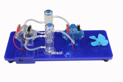 MISOL experiment tool( PEM cell + electrolyzer) to generate Oxygen and Hydrogen to generate power, for experiment