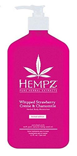 - HEMPZ Strawberry Crème & Chamomile Moisturizer 17oz