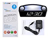 "Rocam Alarm Clock for Bedrooms - Large 6.5"" LED"