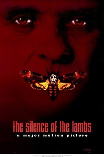El silencio de los corderos 11 x 17 Póster de la película (1991): Amazon.es: Hogar