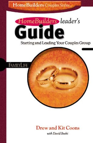 Leader Guide (Homebuilders Couples Series) (Family Hope Program Guide)