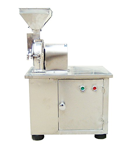 Universal Mill Pulverizer Chemical Electric Grain Medcine Food Grinder Machine Heavy Duty Herb Grinding by Tools & Hardware