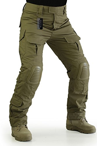 ZAPT Tactical Pants with Knee Pads