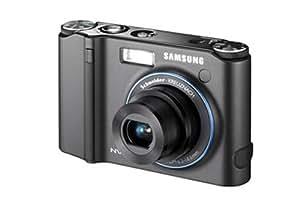 Samsung NV40 10MP Digital Camera with 3x Optical Image Stabilization Zoom (Black)