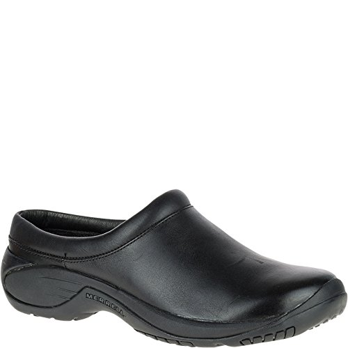 Merrell Men's Encore Gust Slip-On Shoe,Smooth Black...