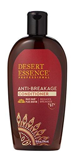 Anti Breakage Moisturizing - DESERT ESSENCE Anti-breakage Conditioner, 10 oz