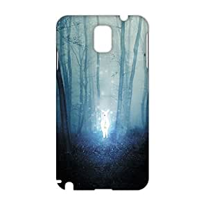 Angl 3D Case Cover Fashion Cool Artistic Phone Case for Samsung Galaxy Note3