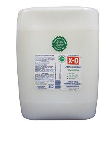 X-O Odor Neutralizer, 5 gal, Clear by XO