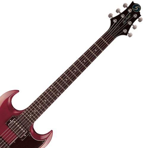 Nueva Samick Greg Bennett Torino TR1 vino rojo guitarra eléctrica ...
