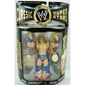 Jakks Pacific WWE Classic Superstars Series 12 Ultimate Warrior Action Figure