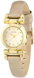 Guess W0125L4 - Reloj con correa de acero para mujer, color dorado/gris
