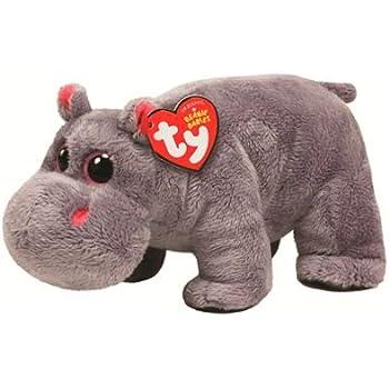 Ty Beanie Baby Tumba Plush - Hippo