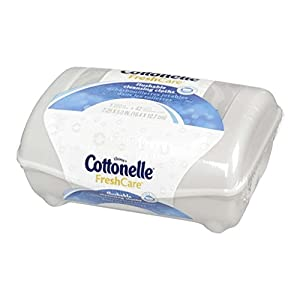 4175aSoHHAL. AA300  - Cottonelle FreshCare Flushable Wipes, 42 Depend, (Pack of eight)