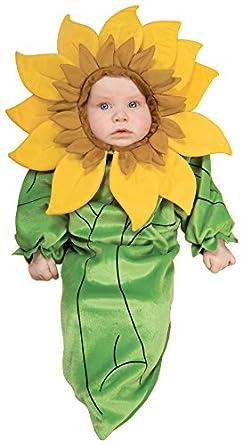 Rubieu0027s Baby Girlu0027s Sunflower Bunting Infant Costume Multi ...  sc 1 st  Amazon.com & Amazon.com: Rubieu0027s Baby Girlu0027s Sunflower Bunting Infant Costume ...