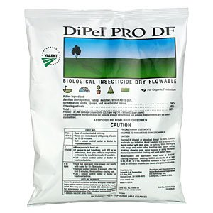 DiPel Pro DF 1lb Biological Insecticide Dry Flowable For Organic Production Rei Insect Repellent