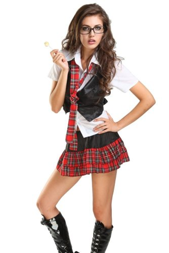Naughty School Girl Costume