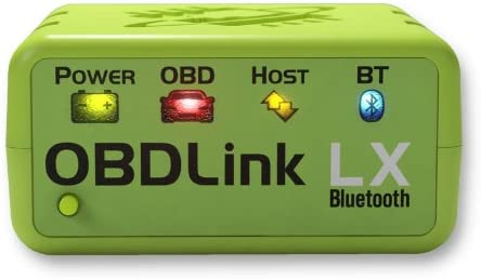 OBDLink LX is easy to install, and using it is straightforward even if you're not an expert mechanic.