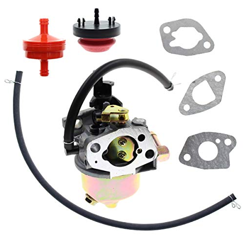 MOTOALL Carburetor for Stens 520-862 HUAYI 170S 170SA 165S 165SA Cub Cadet MTD Troy Bilt Yard Machine Craftsman Remington Sears Snow Blower 170-SU 270-SU 270-SU-11 270-SUA 370-SUB 370-SUB-11 370-SUC
