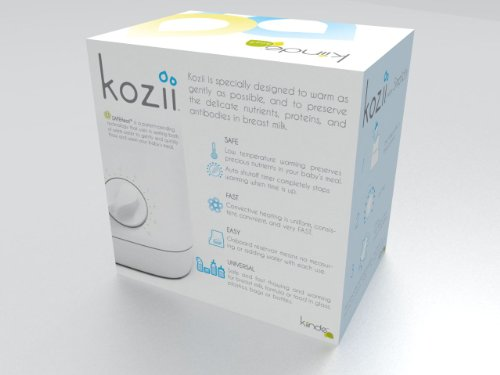Kiinde Kozii Bottle Warmer And Breast Milk Warmer - Buy Online In Uae  Baby Product -9865