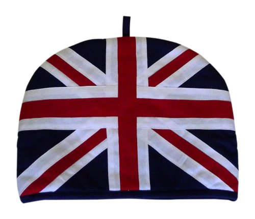 Sterck Cotton Linen Union Jack Flag Tea Cozy Cosies UJTCO by Sterck