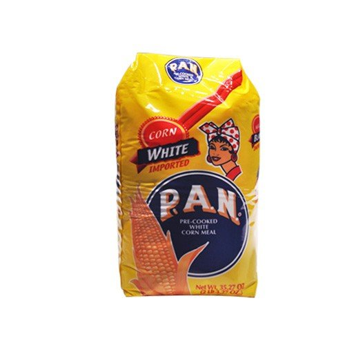 Goya Harina Pan, 35.27-Ounce (Pack of 5)