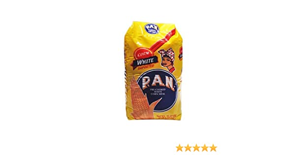 Amazon.com : Goya Harina Pan, 35.27-Ounce (Pack of 5) : Mexican Food : Grocery & Gourmet Food