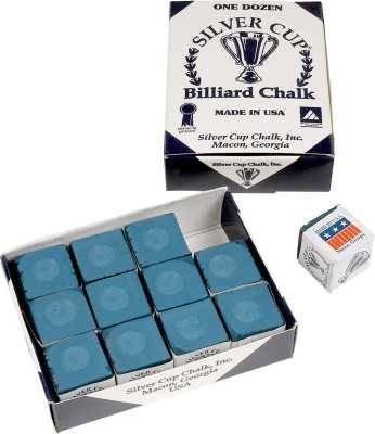 Kreide Silver Cup Blau 12 Stück im Pack