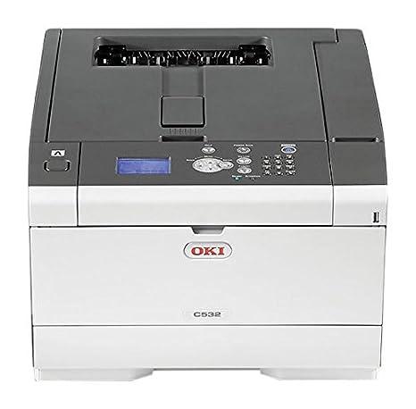 OKI 46552601 C532DN A4 impresora láser color LED negro negro ...