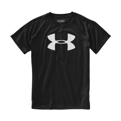 Under Armour Stock Quote Today: Under Armour Boys' Tech Big Logo Short Sleeve T-Shirt