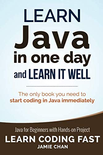 Learn Java in One Day and Learn