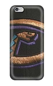 Hot ViTYZtn289DcADr Arizona Diamondbacks Tpu Case Cover Compatible With Iphone 6 Plus