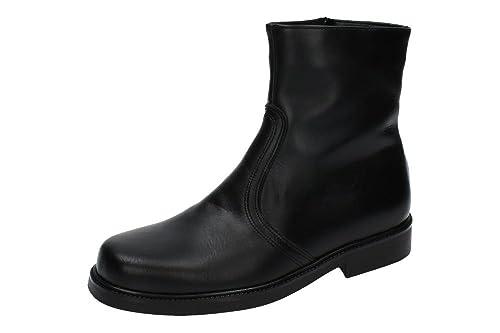 MADE IN SPAIN 501 BOTA PIEL BORREGO HOMBRE BOTAS-BOTINES: Amazon.es: Zapatos y complementos