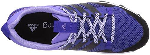 adidas Kanadia 7 Trail Damen Laufschuhe Grau