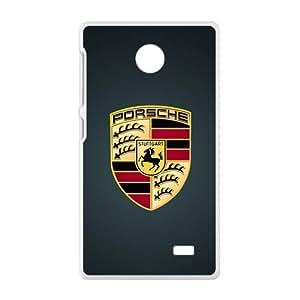 Malcolm Porsche sign fashion cell phone case for Nokia Lumia X