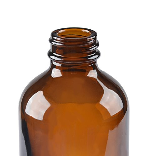 fdd0547698a7 One Amber Glass Bottle Bottles with Plastic Pump. Eco-friendly 8oz 8 ...