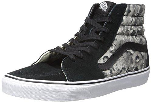 Vans Sk8-Hi -Zapatillas altas Multicolor (Moon black/tr)