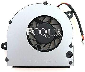 FCQLR Laptop CPU Fan Compatible for Toshiba Satellite L500 ADDA AB7005MX-ED3 CPU Cooling Fan