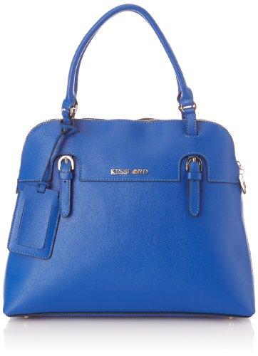 Kesslord Womens Sissi Top-Handle Bag Bleu (Bleu Ìälectrique)