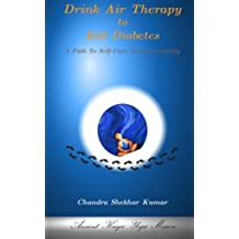 Drink Air Therapy To Kill Diabetes: A Path To Self-Cure And Immortality