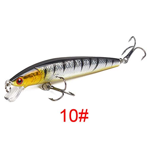 Fishing Lures - 10 cm Variable Sinking Fishing