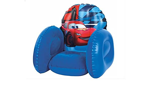 Disney Cars-poltroncina Hinchable del Tren Thomas: Amazon.es: Hogar