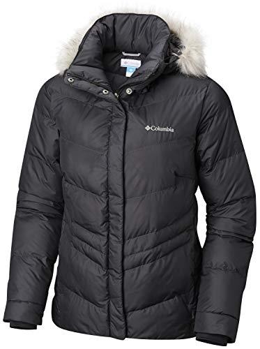 women columbia insulated jacket - 4