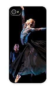 Ellent Design Ballerina Phone Case For Iphone 5/5s Premium Tpu Case For Thanksgiving Day's Gift